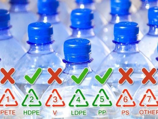 В России стартовал эксперимент по маркировке воды в бутылках
