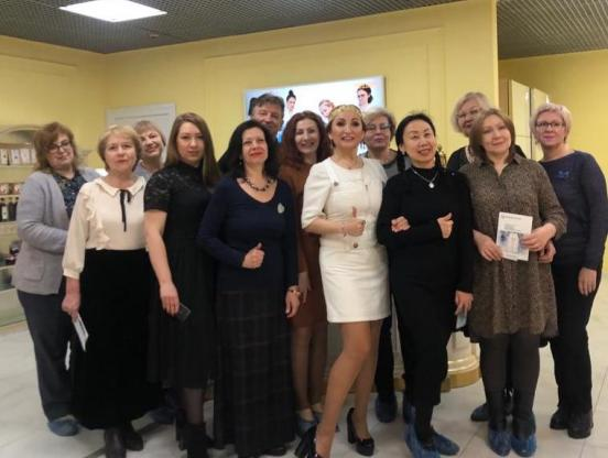 Деловые женщины России